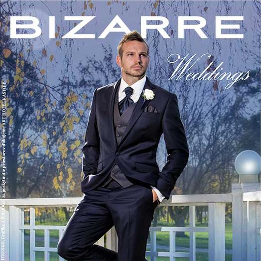 335ba2a97930 Pánsky Svadobný Salón BIZARRE Svadobný žaket alebo oblek šitý na ...